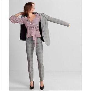 Zara oversized blazer like new with out tags